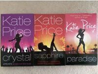 Katie Price Book Set