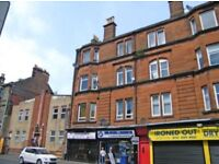 Double bedroom in a furnished flat, Paisley, next to UWS and near to airport and hospitals