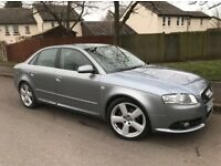 Audi A4 2.0TDI-S Line Multitronic 2008 Automatic 2 owner