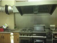 Canopy and extractor fan