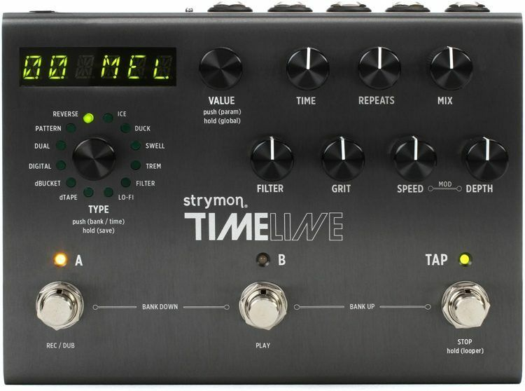 Photo STRYMON TIMELINE DELAY BRAND NEW Guitar Effect Pedal