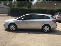 2011 Vauxhall Astra 1,7 litre diesel 5dr estate 1 owner