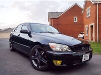 ***Lexus IS 200 Sport - Rare JDM Edition, 2.0 6-Speed Manual, Petrol, 88,000 Low Miles, HPi Clear***