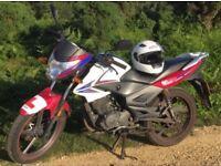 125cc sinnis sp