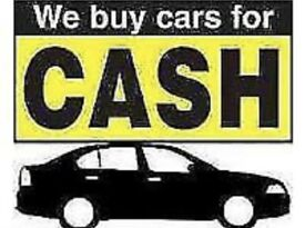 **I BUY ANY CAR / VAN / CAMPER - SAME DAY COLLECTION**