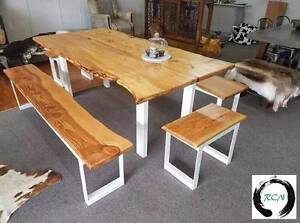 Quality Cypress Pine Dining table Eumundi Noosa Area Preview