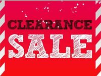 Fantastic offers Kitchens ***Clearance***