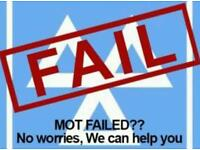 Wanted... mot failures spares & repair cars vans cash waiting for right price