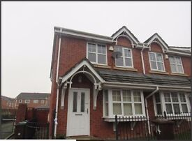 3 Bed Semi Detached Corner House on Rent, New Built, Modern look in nice area