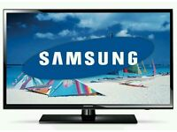 """Samsung 46"""" lcd tv built in freeview full hd ready 1080p."""