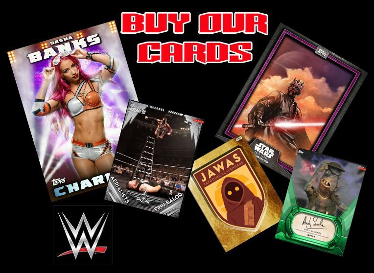 Buy Our Cards!