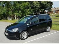 Vauxhall Zafira 06 1.6