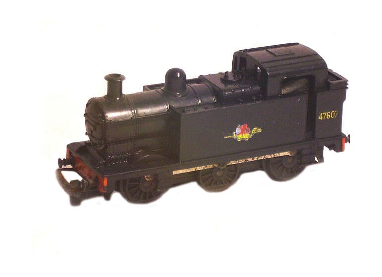 TT Gauge Model Railroad Trains
