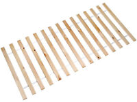 Bed slats for under mattress (to make mattress more solid for health or other reasons)