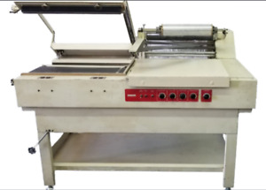 Used DAMARK Shrink wrapping L-Bar machine: SMC 2228