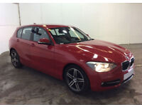 FINANCE ME FROM £216.72 PER MONTH 2014 BMW 116 2.0TD SPORT 5 DOOR DIESEL MANUAL