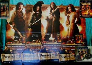 DISNEY'S PIRATES OF THE CARIBBEAN STANDEES! *** PLUS!