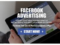 Social Media Manager to push sales Facebook, Twitter, Instagram, Wordpress etc SEO Marketing,