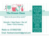 DOMESTIC CLEANING • BRISTOL, BATH AND SURROUNDING AREAS