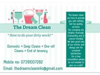 DO YOU NEED A CLEANER? • BRISTOL, BATH AND SURROUNDING AREAS