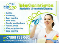 TIP TOP CLEANING SERVICES