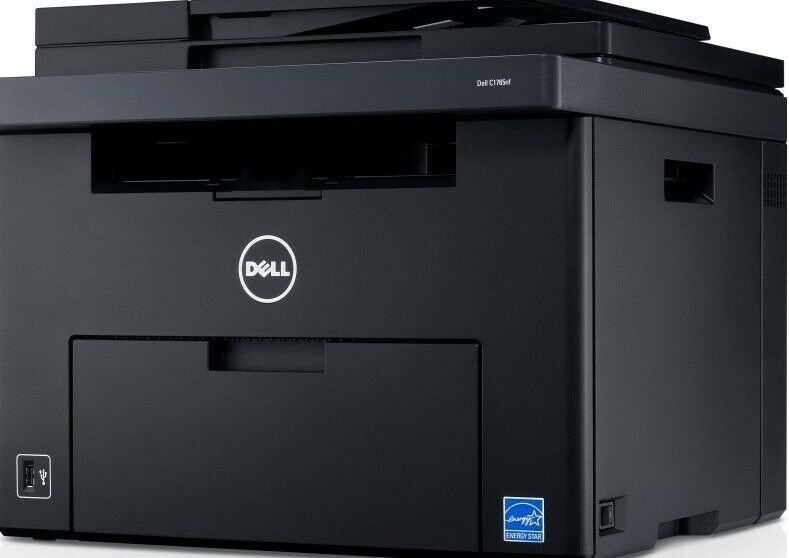 Dell C1765nf All-In-One LED Printer
