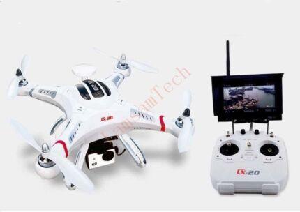 Cheerson CX20 Open-source Version Quadcopter RTF + 5.8G FPV Image