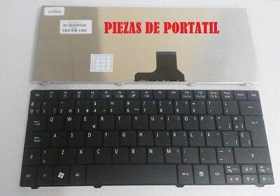 Teclado Español Acer Aspire 1410,1810T, Negro 0110010