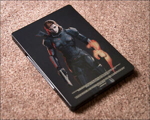 Mass Effect 1,2, and 3