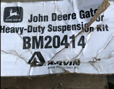 John Deere Gator Heavy Duty Front Shocks Bm20414