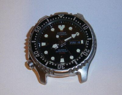 2b7c20a51ba6 Reloj Pulsera Hombre Citizen Promaster Automático