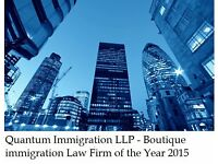 FREE LEGAL ADVICE - MULTI AWARD WINNING BEST IMMIGRATION LAW FIRM 2015, 2016, 2017