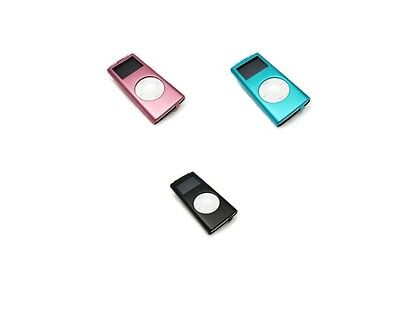 For Apple iPod Nano 2nd Gen Aluminum Metal Hard Case Cover Protector