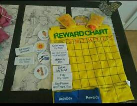 Brand new with tag fabric reward chart