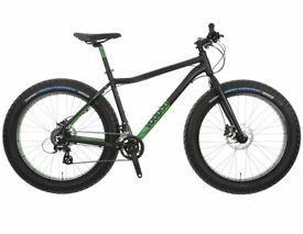 Fat bike £325 hardly used.