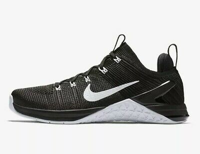 Nike Metcon DSX Flyknit 2 | UK 7.5 EU 42 US 10 | 924595 001 Black White