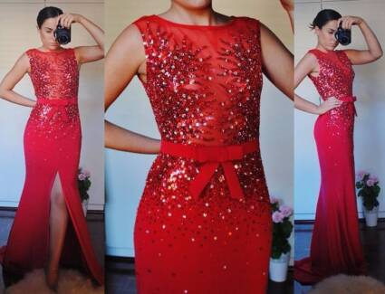 FOR HIRE – BETTY TRAN GOWN Applecross Melville Area Preview