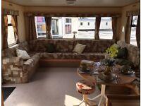 Static 3 Bed Caravan for Sale, Trecco Bay, Porthcawl
