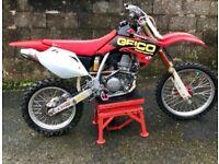 Crf150r Honda