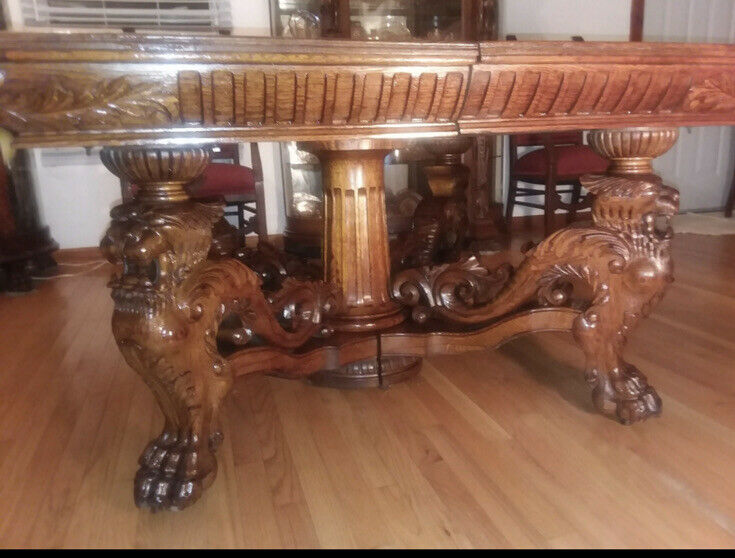 RJ Horner Dinning Table