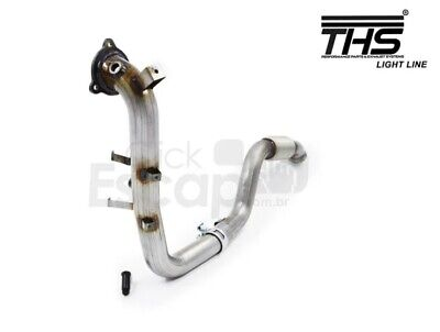DOWNPIPE CATLESS FOR MERCEDES A160 A180 A200 A250 B200 CLA180 200 250 GLA200 250