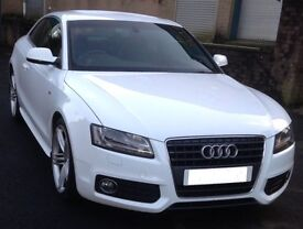A5 Coupe S-Line 2.0 177bhp 2012