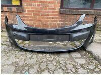 Vauxhall corsa D 2011 2012 2013 2014 facelift Front bumper
