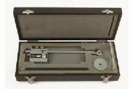 AN ALLBRIT ZERO-SETTING COMPENSATING PLANIMETER BY STANLEY LONDON C/W