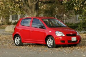 LOOKING FOR TOYOTA ECHO HB
