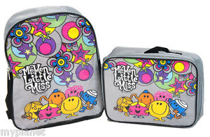 OFFICIAL KIDS CHARACTER BACKPACK & INSULATED LUNCH BAG SCHOOL COMBO GIFT SET NEW