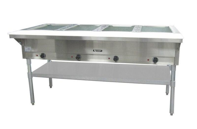 Electric Steam Table EBay - Cafeteria steam table