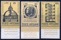 Vaticano 1972: Tempietto Bramante Serie Completa Bordo Di Foglio -  - ebay.it