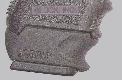 X-Grip (2) Adapters For Glock 17/22/31 Magazine in 19/23/32 9mm / 40 /