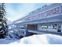 Italy Ski Holiday 1 week Flat for up to 6 people